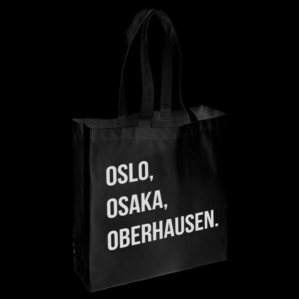 Shopper - Oslo, Osaka, Oberhausen