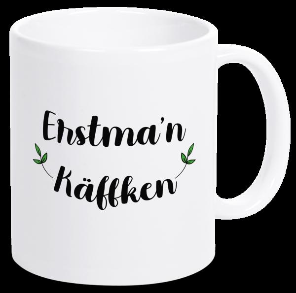 Bild: Tasse mit lustigem Spruch Kaffee Ruhrpott-Geschenk