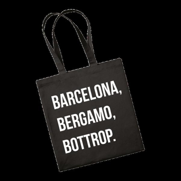Bild: Tasche mit Spruch Bottrop Ruhrpott-Geschenk