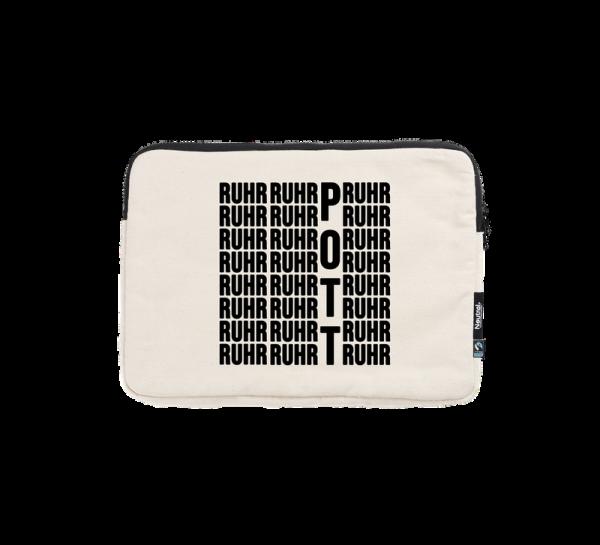 Bild: Laptoptasche mit Spruch Ruhrpott - Geschenk