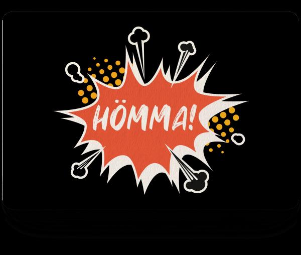 Bild: Fußmatte mit Spruch Hömma Ruhrpott-Geschenk