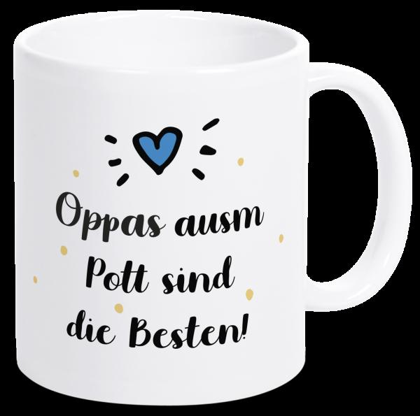Bild: Tasse mit Spruch Opa Ruhrpott-Geschenk