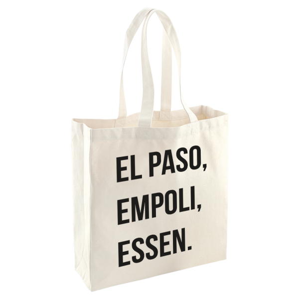 Bild: Tasche mit Spruch Essen Ruhrpott-Geschenk
