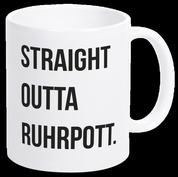 Tasse mit Spruch Ruhrpott Geschenk