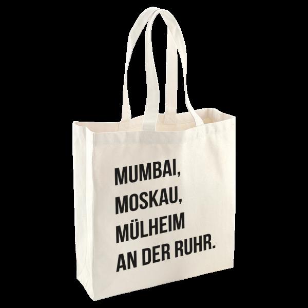 Bild: Tasche mit Spruch Mülheim Ruhrpott-Geschenk