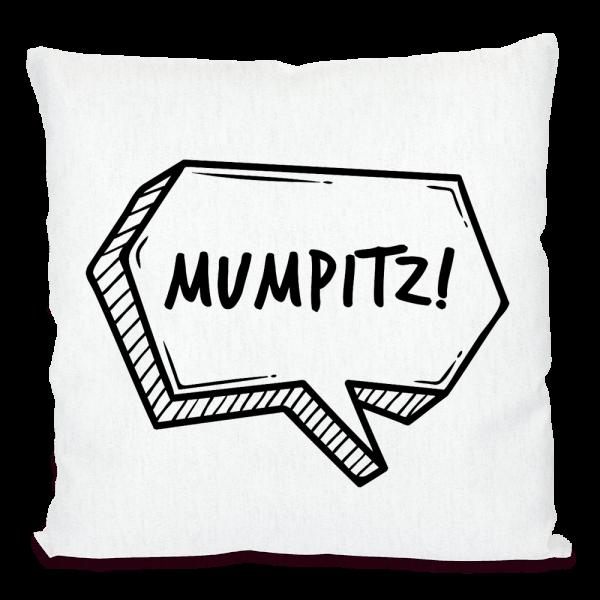 Bild: Kissen mit Spruch Ruhrpott - Geschenk
