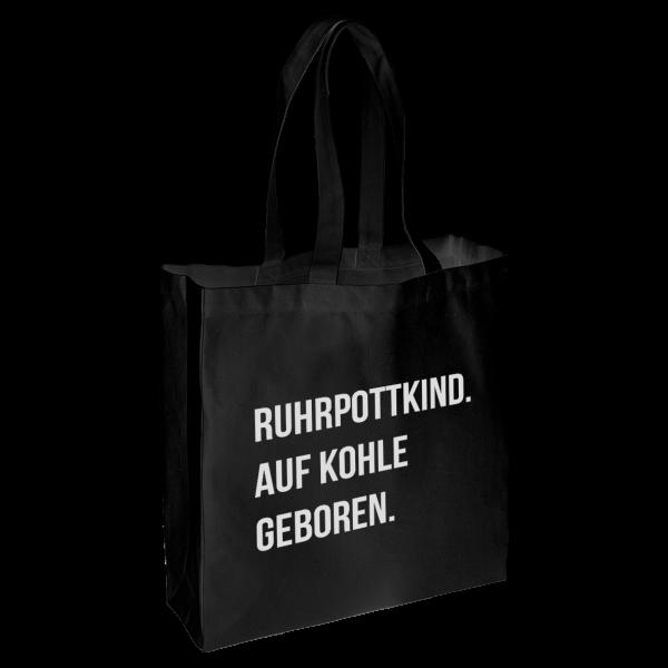 Shopper - Ruhrpottkind. Auf Kohle geboren.