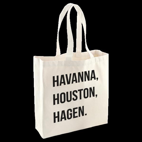 Bild: Tasche mit Spruch Hagen Ruhrpott-Geschenk