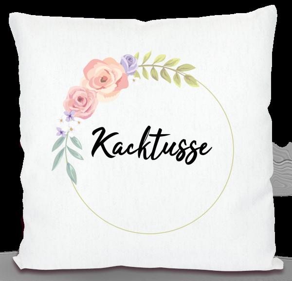 Kissen Ruhrpott lustig mit SpruchBild: Kissen mit lustigem Spruch Ruhrpott - Geschenk