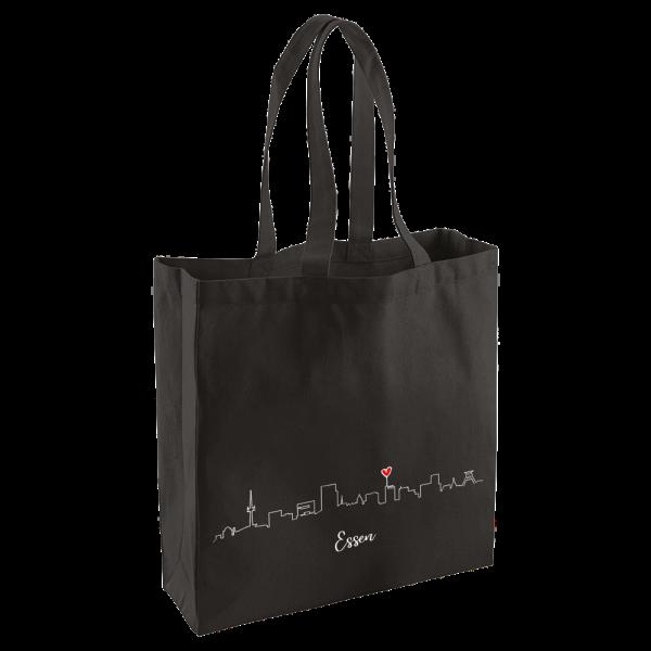 Bild: Tasche mit Skyline Essen Ruhrpott-Geschenk