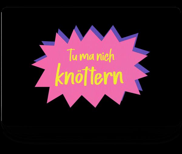 Bild: Fußmatte mit lustigem Spruch Ruhrpott - Geschenk