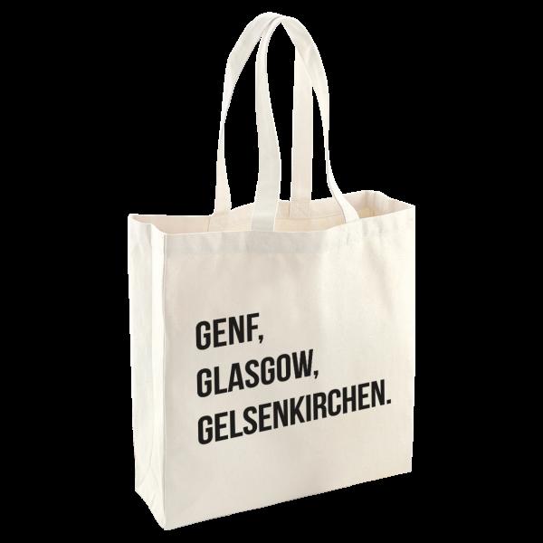 Bild: Tasche mit Spruch Gelsenkirchen Ruhrpott-Geschenk