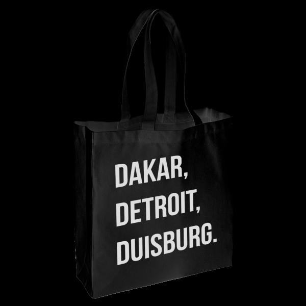 Shopper - Dakar, Detroit, Duisburg