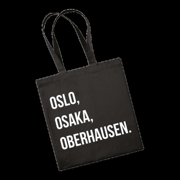 Bild: Tasche mit Spruch Oberhausen Ruhrpott-Geschenk