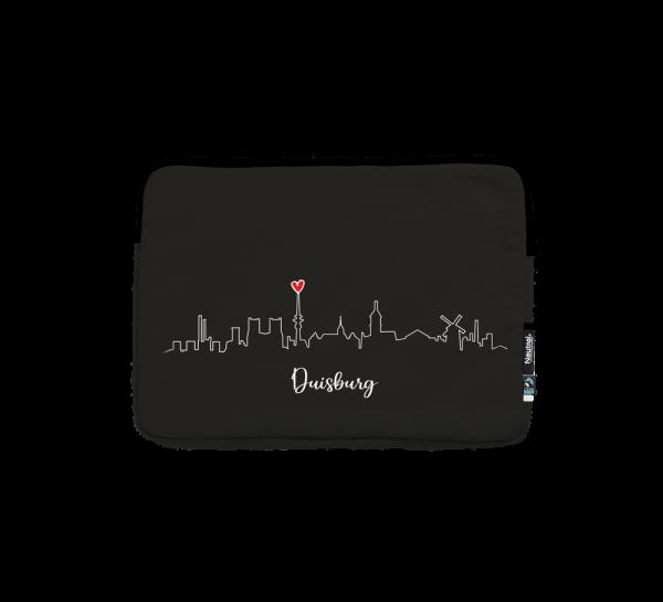 Laptoptasche 13'' - Skyline Duisburg