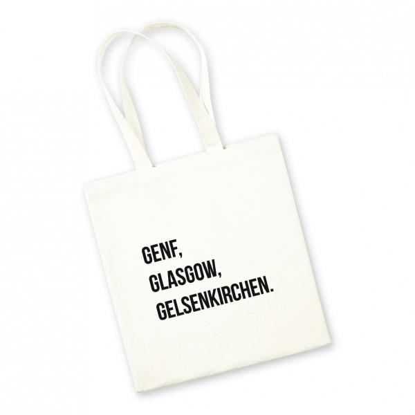 Bild: Jutebeutel mit Spruch Ruhrpott Gelsenkirchen - Geschenk