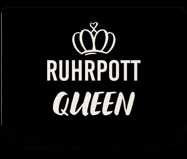 Bild: Fußmatte mit Spruch Ruhrpott Queen Geschenk