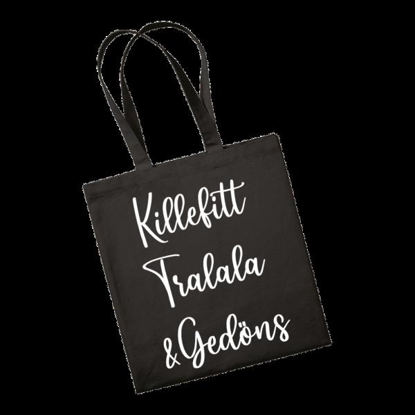 Jutetasche - Killefitt, Tralala & Gedöns