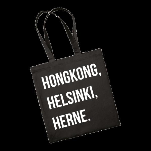 Bild: Tasche mit Spruch Herne Ruhrpott-Geschenk