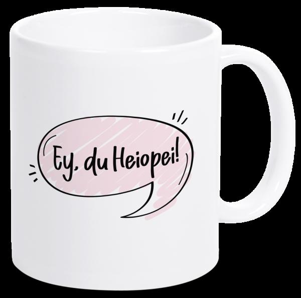 Bild: Tasse mit lustigem Spruch Ruhrpott-Geschenk
