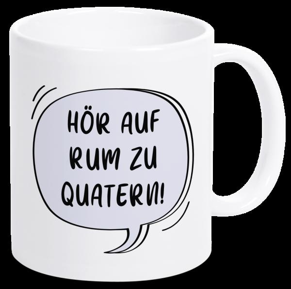 Tasse Ruhrpott lustig mit Spruch