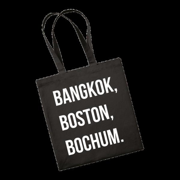 Bild: Tasche mit Spruch Bochum Ruhrpott-Geschenk